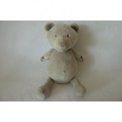 DOUDOU OURS PELUCHE ORCHESTRA