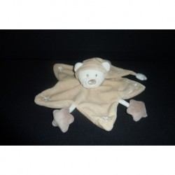 DOUDOU OURS PLAT NICOTOY