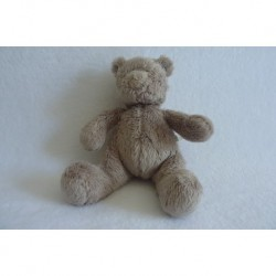 DOUDOU OURS MUSICAL COLLECTION BASILE ET LOLA MOULIN ROTY