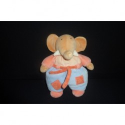 DOUDOU ELEPHANT PELUCHE   NOUNOURS