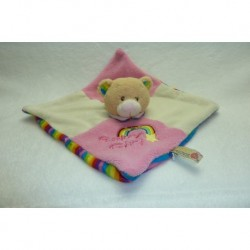 DOUDOU OURS KEEL TOYS