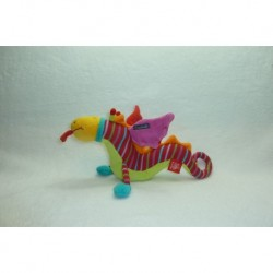 DOUDOU DRAGON PELUCHE DRAGOBERT MOULIN ROTY