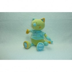 DOUDOU CHAT MUSICAL 26 CM SWEET COMPANY SAUTHON