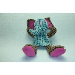 DOUDOU ELEPHANT MARIONNETTE COLLECTION FUNKY VACO