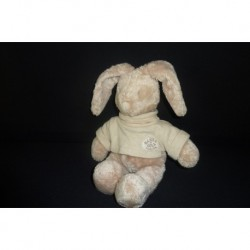 DOUDOU LAPIN COLLECTION BASILE ET LOLA     MOULIN ROTY