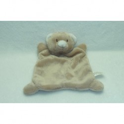 DOUDOU OURS 3 POMMES