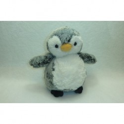DOUDOU PINGOUIN PELUCHE ZOOPARC BEAUVAL