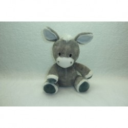 DOUDOU CHEVAL PELUCHE SERGENT MAJOR