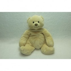 DOUDOU OURS PELUCHE NICOTOY