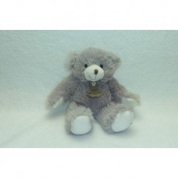 DOUDOU OURS PELUCHE CALIN'OURS HO02335 HISTOIRE D'OURS