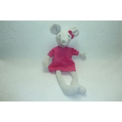 DOUDOU SOURIS PELUCHE ATMOSPHERA