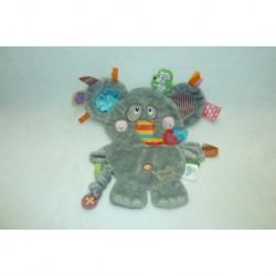DOUDOU ELEPHANT LABEL FOR KIDS