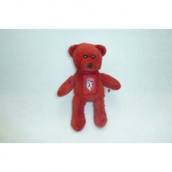 DOUDOU OURS PELUCHE LILLE LE LOSC FOREVER COLLECTIBLES