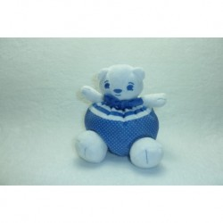 DOUDOU OURS PELUCHE URIAGE