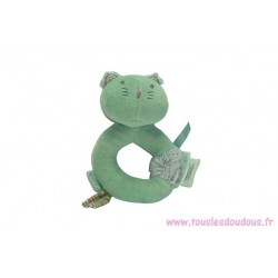 DOUDOU CHAT HOCHET LES PACHATS MOULIN ROTY