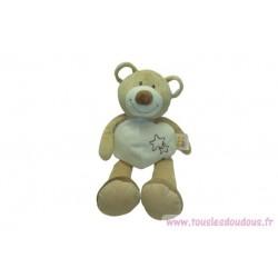Doudou ours peluche Doukidou