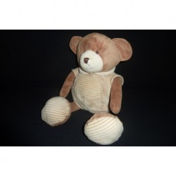 DOUDOU OURS PELUCHE GRAND MODELE   PLAYKIDS