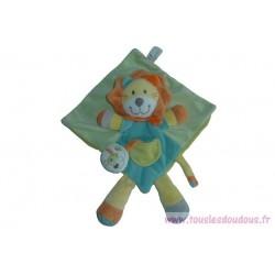 Doudou lion SOS Doudou Nicotoy Simba Dickie