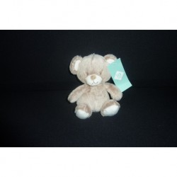 DOUDOU OURS  PETIT MODELE   TEX BABY