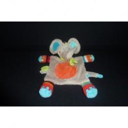 DOUDOU  ELEPHANT  TEX BABY