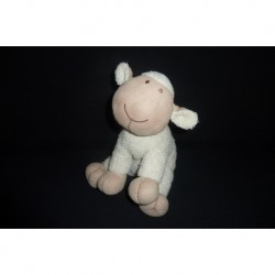 DOUDOU MOUTON PELUCHE NATURE ET DECOUVERTES