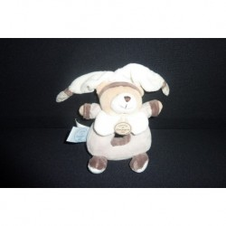 DOUDOU OURS HOCHET COLLECTION GRAINE DE DOUDOU  DOUDOU ET COMPAGNIE
