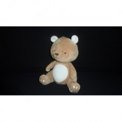 DOUDOU OURS PELUCHE SERGENT MAJOR