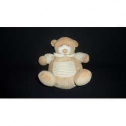 DOUDOU OURS PELUCHE PLAYKIDS