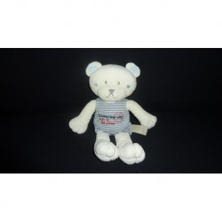 DOUDOU OURS  PELUCHE  TAO