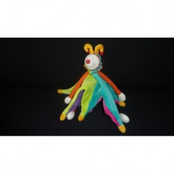 DOUDOU LUTIN DRAGOBERT  REVERSIBLE   MOULIN ROTY