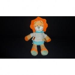 DOUDOU LION  PELUCHE TEX BABY